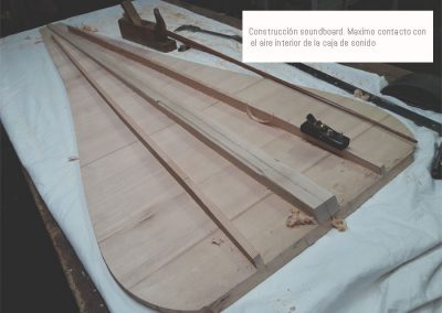 soundboard-harp-making